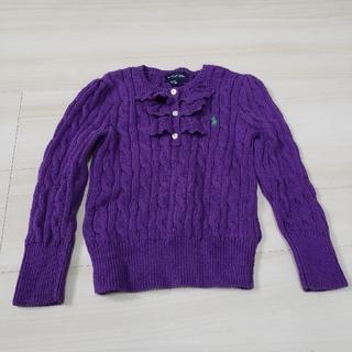 Ralph Lauren - 美品 RALPH LAUREN セーター 100cm