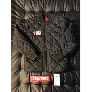Supreme - Supreme Quilted Work Jacket S