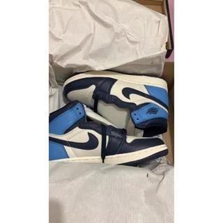 NIKE - NIKE AIR JORDAN 1 RETRO HIGH OG 23cm