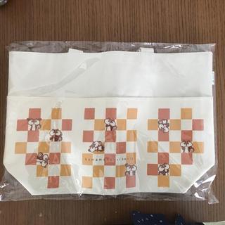 JA ちょリス×濱文様 ベジタブルバッグ(エコバッグ)