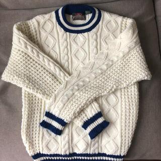 GREATLAND SPORTSWEAR セーター(ニット/セーター)
