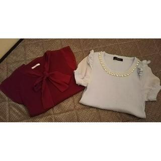 レディース まとめ売り(Tシャツ(半袖/袖なし))