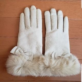 クレイサス(CLATHAS)の新品未使用☆クレイサス 手袋(手袋)