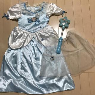 タカラトミー(Takara Tomy)のシンデレラドレス&魔法のステッキ(ドレス/フォーマル)