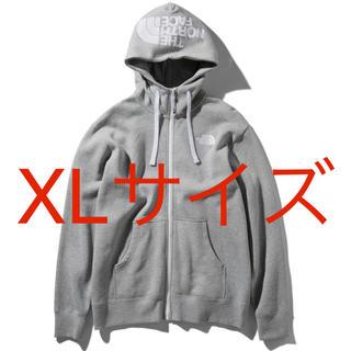 THE NORTH FACE - 【XL】ノースフェイス リアビューフルジップフーディー グレー NT11930