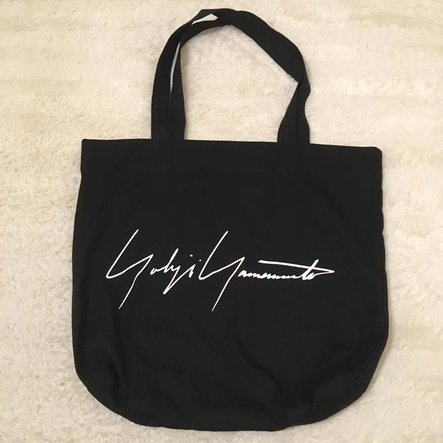 Yohji Yamamoto(ヨウジヤマモト)の【新品未使用】ヨウジヤマモト  トートバッグ yohjiyamamoto メンズのバッグ(トートバッグ)の商品写真