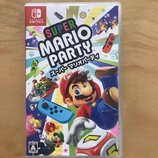 Nintendo Switch - 【Switch】スーパーマリオパーティー