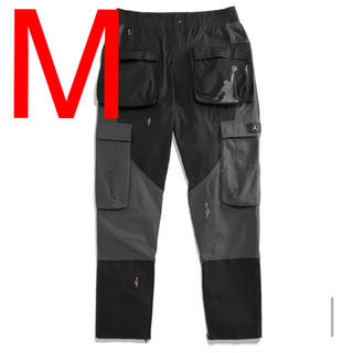 NIKE - Jordan × Travis Scott Cargo Pant Black M