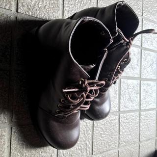 マジェスティックレゴン(MAJESTIC LEGON)のマジェ 革靴 ブーツ(ブーツ)