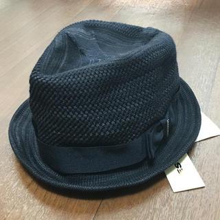 ディーゼル(DIESEL)の新品タグ付きハット中折れ帽子☆ディーゼル☆(ハット)