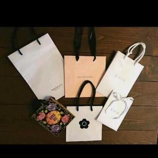 ジルスチュアート(JILLSTUART)のブランドショップ袋 6枚セット(ショップ袋)