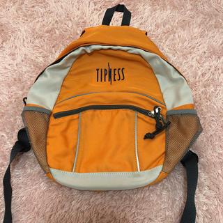 ティップネス  リュック オレンジ スイミングスクール TIPNESS キッズ