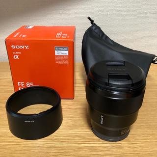 SONY - ソニー SONY SEL85F18  FE 85mm F1.8