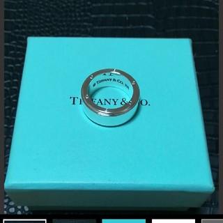 ティファニー(Tiffany & Co.)のティファニー ビスモチーフリング(リング(指輪))