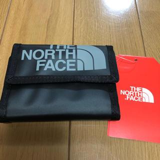ザノースフェイス(THE NORTH FACE)の未使用  ノースフェイス BASE CAMP WALLET 財布 三つ折(折り財布)