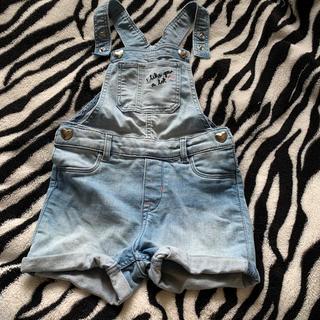 エイチアンドエム(H&M)のサロペット 半ズボン 86 H&M(パンツ)