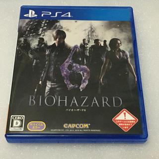 PlayStation4 - バイオハザード6