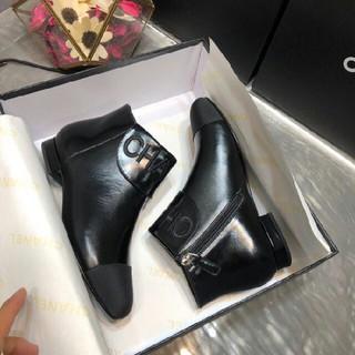 CHANEL - CHANEL  ブーツ 22.5-25cm