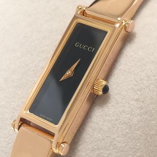 Gucci - 1.超美品 グッチ GUCCI 時計 1500L