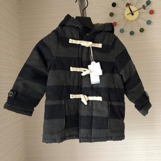 エフオーキッズ(F.O.KIDS)の新品  アプレレクール コート 上着 ジャケット Pコート ダッフルコート(コート)