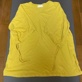 ハレ(HARE)の《値下げ》HARE 7部袖 ロングTシャツ(Tシャツ(長袖/七分))