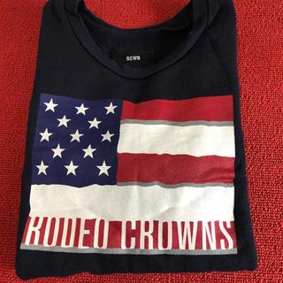 ロデオクラウンズワイドボウル(RODEO CROWNS WIDE BOWL)のロデオクランズ  キッズ トレーナー(トレーナー/スウェット)