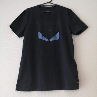 フェンディ モンスター ラインストーン Tシャツ カットソー