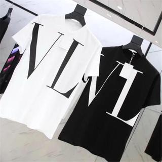 【即納】早い者勝ち♡3点のみ♡ユニセックス♡VLTNビッグロゴTシャツ