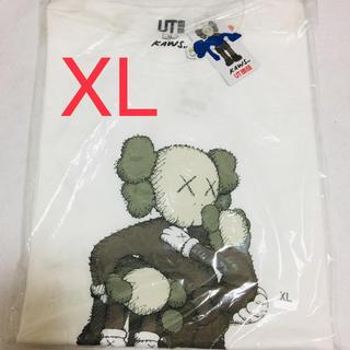 UNIQLO - UNIQLO x KAWS Tシャツ XL ユニクロ カウズ UT 新品未使用