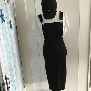ANAP - ANAP リブタイト ジャンパースカート