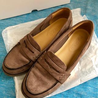 ヌォーボ(Nuovo)のNUOVOヌオーヴォ ローファーパンプス(ローファー/革靴)