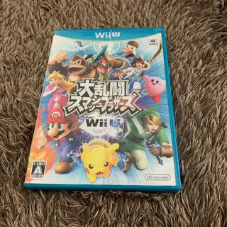 Wii U - スマッシュブラザーズ WiiU