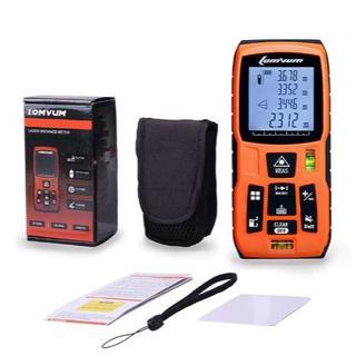 新品 レーザー 距離計 測定距離 40 m デジタルメジャー
