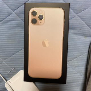 Apple - iPhone11pro 64GB ゴールド 交換