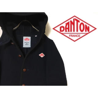 DANTON - DANTON ダントン ウールモッサ シングルジャケット コート