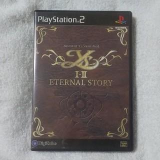 プレイステーション2(PlayStation2)のPS2 イース 1・2 エターナルストーリー(家庭用ゲームソフト)