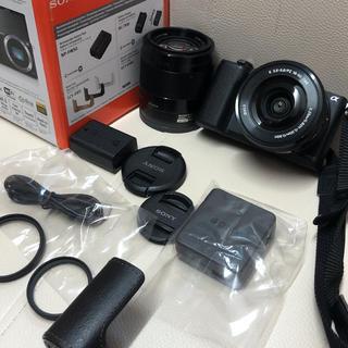SONY - ソニーミラーレス一眼カメラa5100