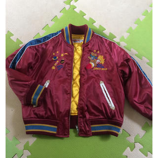 ミキハウス(mikihouse)のミキハウス 100サイズ ジャンパー スタジャン 上着 子供服(ジャケット/上着)