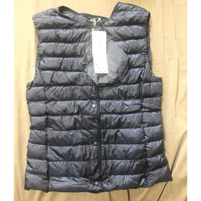 UNIQLO(ユニクロ)の【UNIQLO】ウルトラライトダウンベスト レディースのジャケット/アウター(ダウンベスト)の商品写真