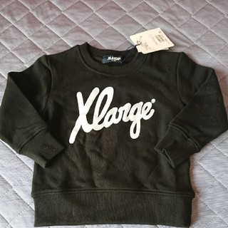エックスガールステージス(X-girl Stages)のXLARGE KIDS★スウェット/トレーナー 100 ブラック系(その他)