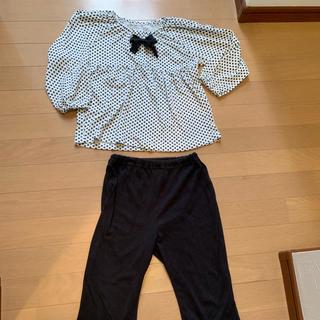 西松屋 - キッズ パジャマ 120cm 長袖