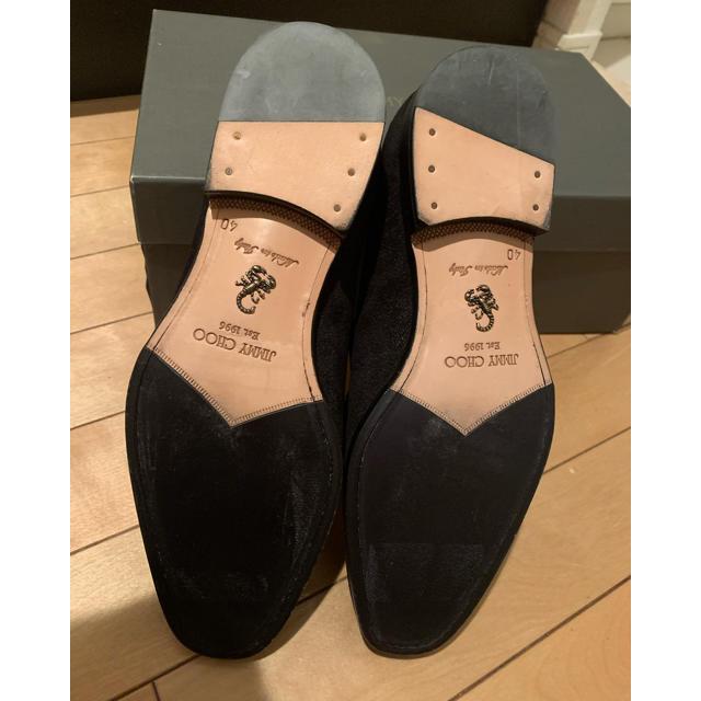 JIMMY CHOO(ジミーチュウ)のjimmy chooドレスシューズ メンズの靴/シューズ(ドレス/ビジネス)の商品写真