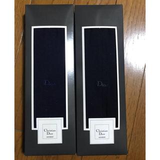 クリスチャンディオール(Christian Dior)のダンボ様専用Christian Dior くつ下 2足セット(ソックス)