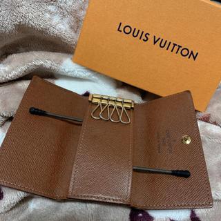 LOUIS VUITTON - 【美品✨】ルイヴィトン キーケース
