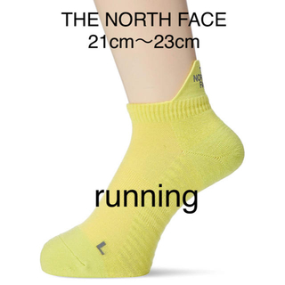 ザノースフェイス(THE NORTH FACE)の新品 THE NORTH FACE 機能性ランニングソックス GOLDWIN(ウェア)