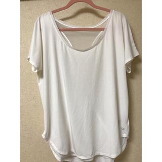 ギャップ(GAP)のギャップ メッシュトップス 新品未使用(Tシャツ(半袖/袖なし))