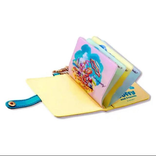 Disney(ディズニー)のダッフィー サニーファン パスケース カードケース シェリーメイ ディズニー エンタメ/ホビーのおもちゃ/ぬいぐるみ(キャラクターグッズ)の商品写真