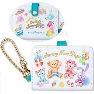 Disney - ダッフィー サニーファン パスケース カードケース シェリーメイ ディズニー