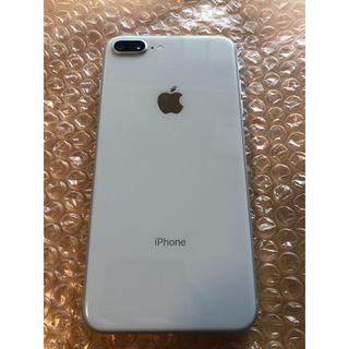 Apple - iPhone8plus 64GB シルバー