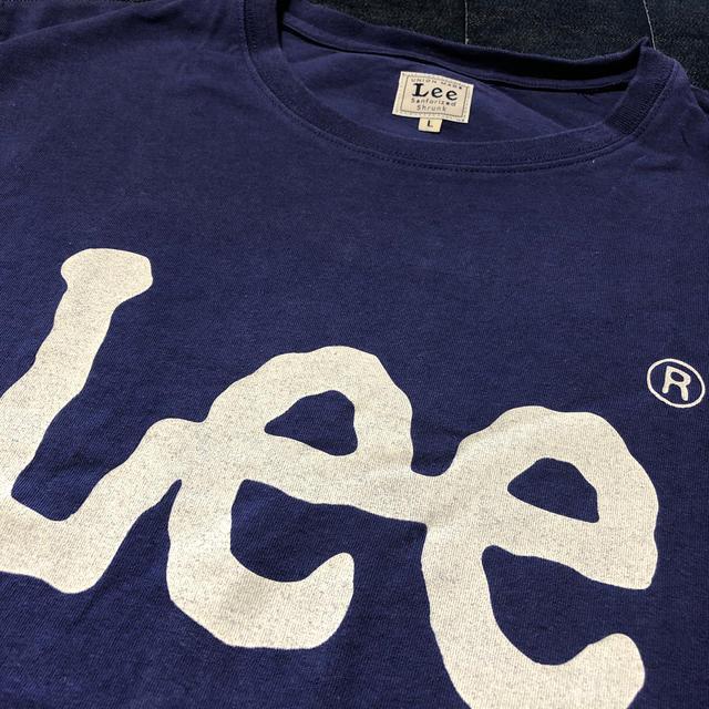 Lee(リー)のTシャツ Lee Lサイズ レディースのトップス(Tシャツ(半袖/袖なし))の商品写真